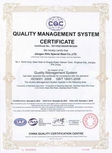 质量管理体系认